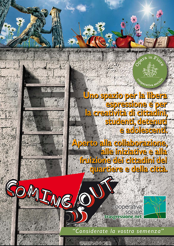 Inaugurazione del Coming out