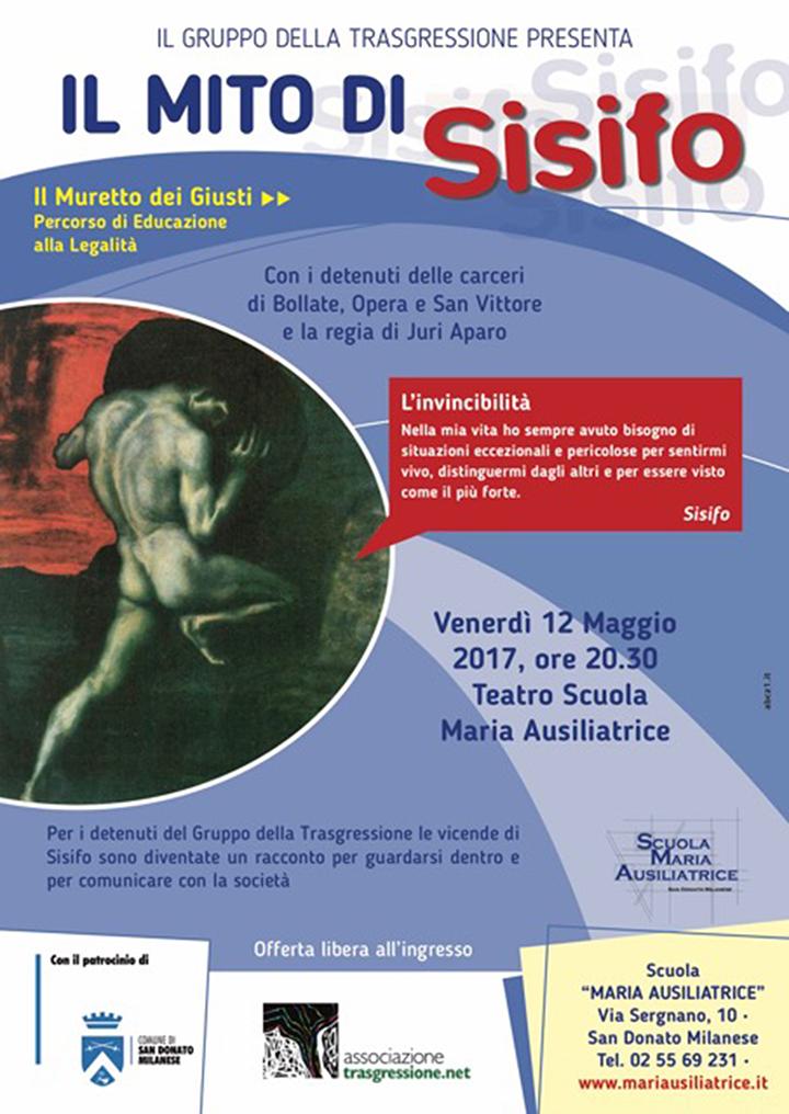 Il mito di Sisifo a San Donato