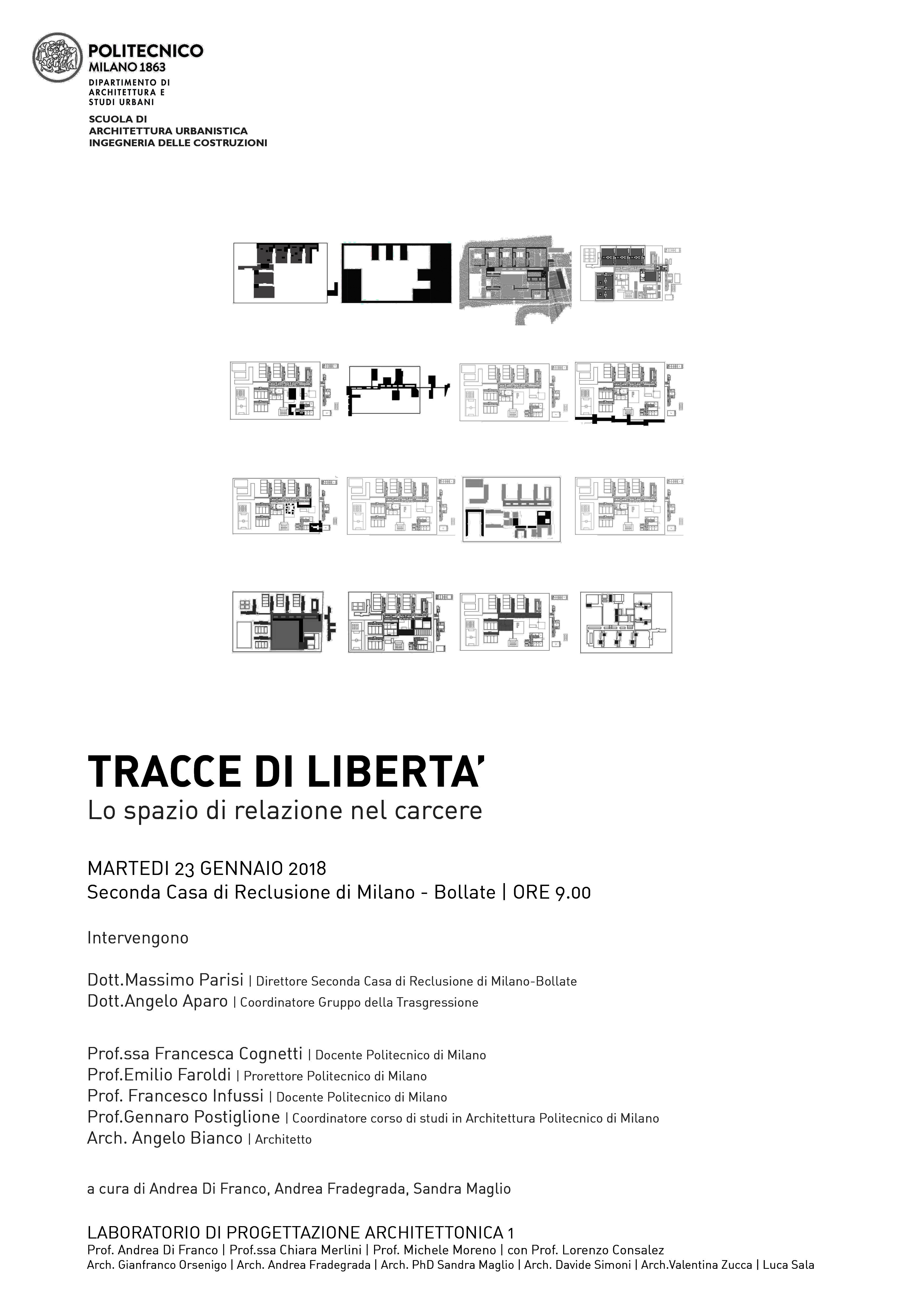Calendario Politecnico Milano.Politecnico Milano Voci Dal Ponte