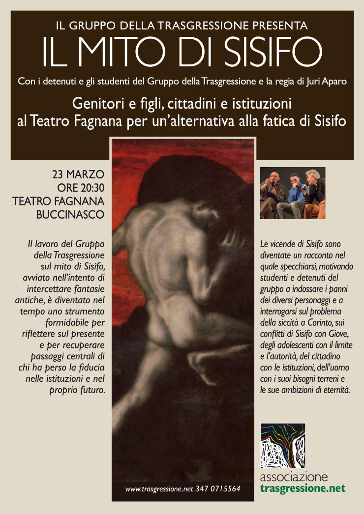 Il mito di Sisifo a Buccinasco