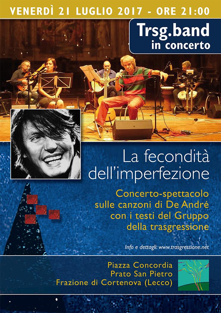 La Trsg.band a Prato San Pietro
